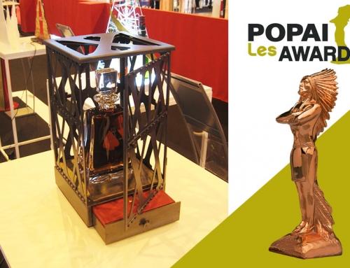 Der 3. Platz bei den POPAI AWARDS 2016 !!!